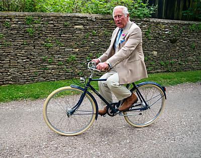 Prinz Charles  - Tetbury, APA/POOL