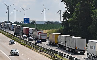 """ÖBB-Chef will durch CO2-Bepreisung """"Kostenwahrheit"""" im Transit  - Jacobsdorf, APA/dpa-Zentralbild"""
