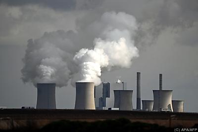 Neue Kraftwerke jedoch weiterhin in Planung  - Neurath, APA/AFP