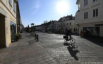 Emissionen aus dem Verkehr sanken besonders stark  - Eisenstadt, APA/THEMENBILD