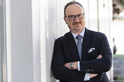 Der künftige IHS-Chef Lars Feld  - Wien, APA/DPA