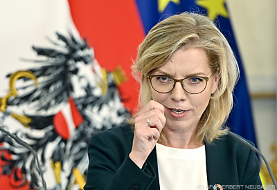 """Bei Treffen mit Amtskollegen wird Klimapaket """"Fit for 55"""" debattiert  - Wien, APA/HERBERT NEUBAUER"""
