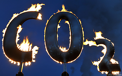 Wieder mehr CO2-Ausstoß  - Hanau, APA/dpa