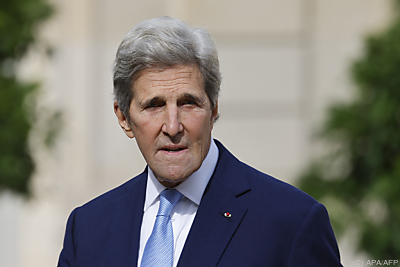 Laut US-Klimabeauftragtem unterstützten 24 weitere Staaten den Aufruf  - Paris, APA/AFP