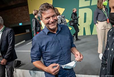 Robert Habeck, Bundesvorsitzender von Bündnis 90/Die Grünen  - Berlin, APA/dpa