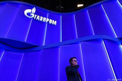 Gazrpom soll Strafe zahlen  - Saint Petersburg, APA/AFP