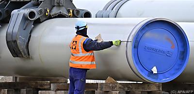 Polen macht sich gegen Pipeline stark  - Lubmin, APA/AFP