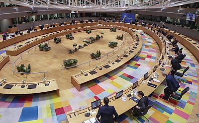 EU-Gipfel verschärft Vorgehen gegen die Türkei  - Brussels, APA/AFP