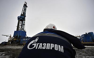 Ein Gazprom-Mitarbeiter  - Bovanenkovo, APA/AFP