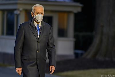 Biden soll Druck erhöhen  - Washington, APA/AFP