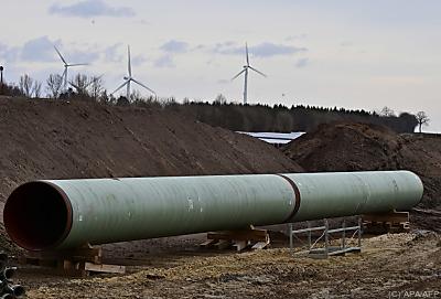 Baustelle der Pipeline  - Lubmin, APA/AFP