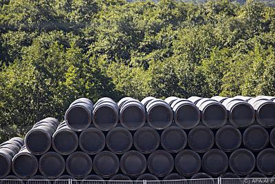 Zukunft der Pipeline ist weiter offen  - Mukran, APA/AFP