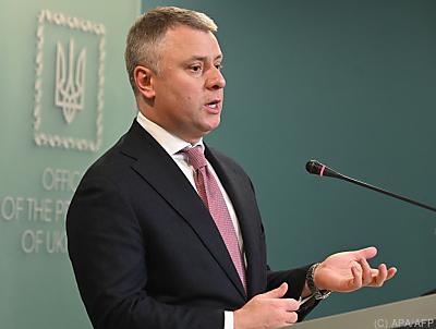 Naftogaz-CEO juri Witrenko  - Kiev, APA/AFP
