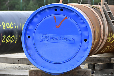 Deutschland und USA sind sich bei der Gaspipeline uneinig  - Lubmin, APA (AFP)