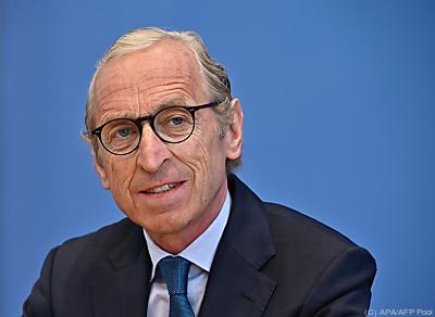 Sonderbeauftragter Georg Graf Waldersee - Berlin, APA/AFP Pool