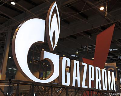 Gazprom liefert 4,5 Mrd