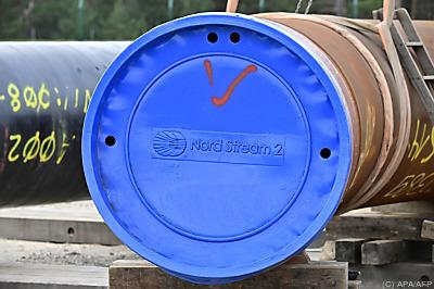 Nord Stream 2 hält in Atem  - Lubmin, APA/AFP