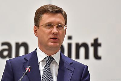 Russlands Energieminister Alexander Nowak  - Riyadh, APA/AFP