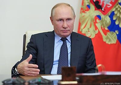 Gaspreis ist jetzt Chefsache  - Novo-Ogaryovo, APA/SPUTNIK