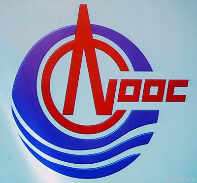 Logo des chinesischen Konzerns  - Hong Kong, APA/AFP