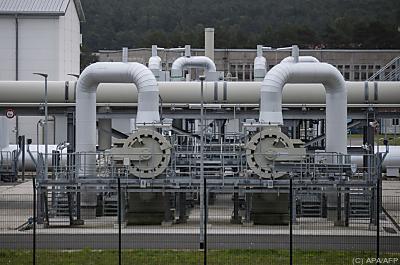 Ein Teil der Pipeline  - Lubmin, APA/AFP