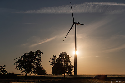 Windkraft & Co als Jobgeneratoren - Steinenkirch, APA/dpa