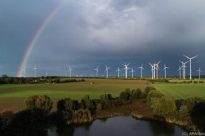 Alte Windparks solle bestehen bleiben  - Petersdorf, APA/dpa