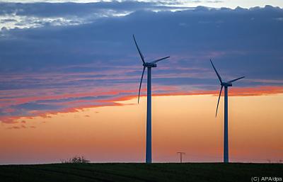 Windräder im Akkord bauen  - Klein Welzin, APA/dpa