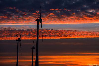 Windkraft in der Diskussion  - Renzow, APA/dpa