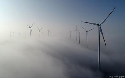 Windräder produzierenpro Jahr rund7 Mrd
