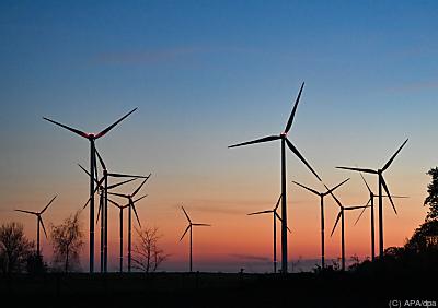 China forciert die Windenergie  - Sieversdorf, APA/dpa