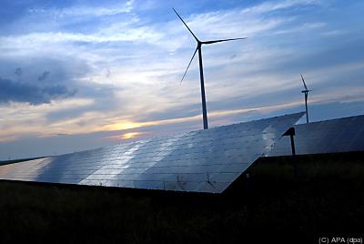 Nachfolgeregelung für das derzeitige Ökostromgesetz - Kitzingen, APA (dpa)