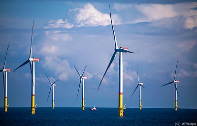 Ein deutscher Offshore-Windpark  - Mukran, APA/dpa