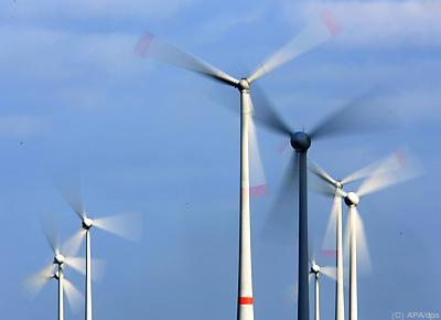 2020 gab es weniger Geld für die Windenergie  - Nieukerk, APA/dpa