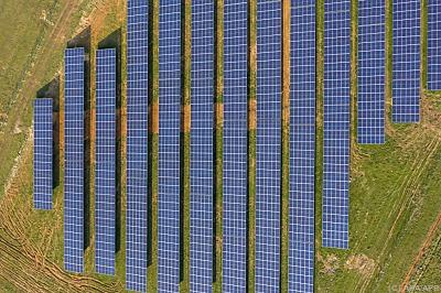 Zuwachs dürfte bei Photovoltaik stärker ausfallen als bei Windkraft  - Marville, APA/AFP