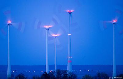 Am Donnerstag wurde der höchste Windstromanteil Europas aufgewiesen  - Pasewalk, APA/dpa