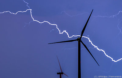Mehr Windstrom aus Parndorf  - Sieversdorf, APA/dpa (Themenbild)