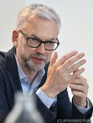 Verbund-Vorstand Michael Strugl  - Wien, APA/HANS PUNZ