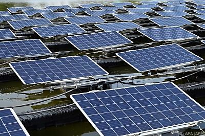 Wind- und Sonnenenergie sollten mehr gefördert werden  - Singapore, APA (AFP)