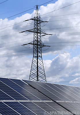 Photovoltaik soll mehr Autarkie bringen  - Eisenstadt, APA/THEMENBILD