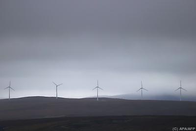 Erneuerbare weiter im Kommen  - Shetland, APA/AFP