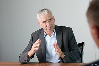 Thomas Karall von APG  - Wien, APA