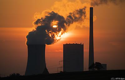 Ein Kohlekraftwerk in Deutschland  - Hohenhameln, APA/dpa