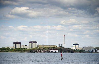Das AKW Ringhals  - Varberg, APA/AFP/SCANPIX-SWEDEN