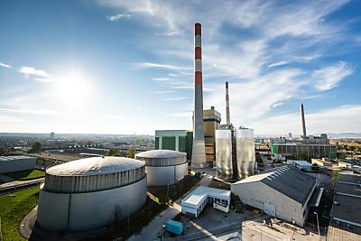 Kraftwerke mussten kurzfristig hochfahren  - Wien, APA (Wien Energie/Ian Ehm)