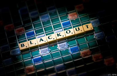 Blackout - Bessere Vorsorge wird gebraucht  - Wien, APA