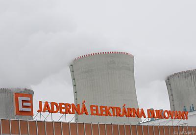 Archivbild des Kernkraftwerks  - Dukovany, APA/AFP