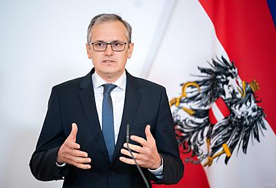 Wolfgang Urbantschitsch von der E-Control  - Wien, APA