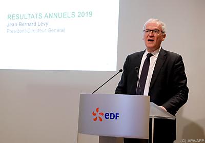EDF-CEO Jean-Bernard Levy  - Paris, APA/AFP