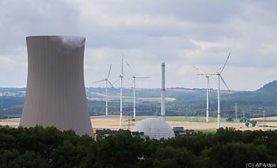 Kernkraft knabbert an Windkraft-Geld  - Emmerthal, APA/dpa
